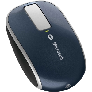 Microsoft Mouse - Wireless - Bluetooth - Storm Gray