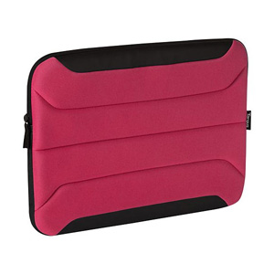"Targus 10.2"" Zamba Neoprene Sleeve for Netbooks (Pink)"