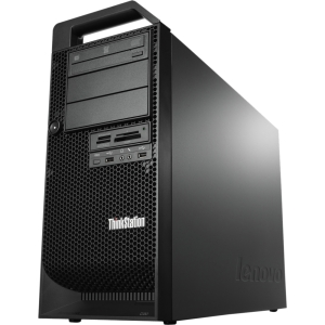 Lenovo ThinkStation D30 422935U Tower Workstation - 1 x Intel Xeon E5-2609 2.4GHz - 4 GB RAM - 500 GB HDD - DVD-Writer - NVIDIA Quadro 2000D 1 GB Graphics - Genuine Windows 7 Professional 64-bit