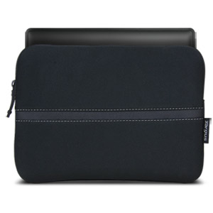 "Targus Neoprene Slipskin Peel Netbook Slip Case Designed to Protect up to 10.2"" Netbooks TSS11103US (Black)"