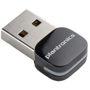Plantronics BT300 USB Bluetooth 2.0 - Bluetooth Adapter - 3 Mbps - 33 ft Indoor Range - External