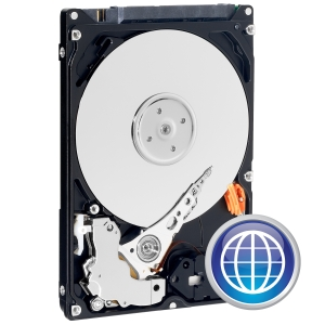 WD Scorpio Blue WD3200LPVT 320 GB 2.5&quot; Internal Hard Drive - SATA - 5400 rpm - 8 MB Buffer
