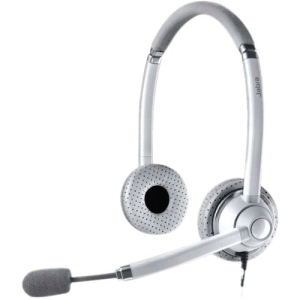 Jabra UC Voice 750 Headset - Stereo - USB - Wired - 6 Hz - 6.80 kHz - Over-the-head - Binaural - Semi-open - Noise Cancelling Microphone