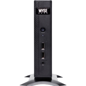 Wyse D90DW Desktop Slimline Thin Client - AMD G-Series T48E 1.40 GHz - 2 GB RAM - 2 GB Flash - Windows Embedded Standard 2009 - DisplayPort - DVI