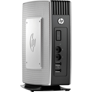 HP H2P21AT Tower Thin Client - VIA Eden X2 U4200 1 GHz - 2 GB RAM - 2 GB Flash - Windows Embedded Standard 2009 - DVI