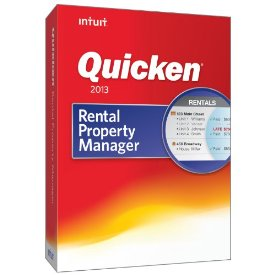 Quicken Rental Property Manager 2013