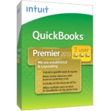 Intuit QuickBooks 2013 Premier Industry Edition - Complete Product - 3 User - Financial Management - Standard Retail - CD-ROM - PC
