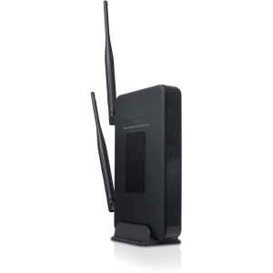Amped Wireless AP20000G High Power Wireless-N 600mW Gigabit Dual Band Access Point - Wi-Fi N600, 7,500 Sq ft WiFi Coverage, 5 x Gigabit Ports, USB Port, Dual Band 802.11a/b/g/n