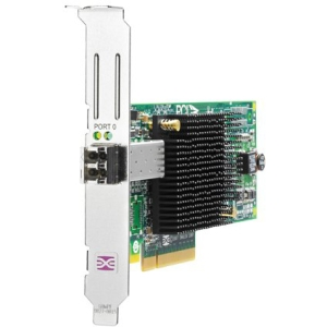 HP 81E 8Gb 1-port PCIe Fibre Channel Host Bus Adapter (AJ762B) - PCI Express 2.0 x8 - 8 Gbps