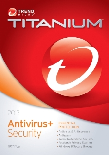 TITANIUM ANTIVIRUS + 2013 PLUS MAC 1U