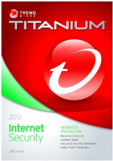 TITANIUM INTERNET SECURITY 2013 PLUS MAC 3U SMB