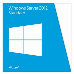 Microsoft Windows Server 2012 Standard 64-bit - Complete Product - 10 CAL - Standard Retail - PC - English