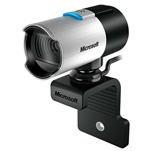 Microsoft LifeCam Studio Webcam - 5 Megapixel Interpolated, 1920 x 1080 Video
