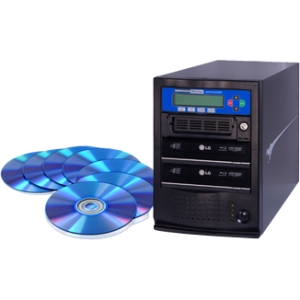 Kanguru BR-DUPE-S2 BD/DVD/CD Duplicator - Standalone - Blu-ray Writer - 8x BD-R, 16x DVD-R, 16x DVD+R, 12x DVD-R, 4x DVD+R, 52x CD-R - 8x BD-RE, 8x DVD+R/RW, 8x DVD-R/RW, 24x CD-RW - USB