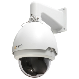 Q-see QD54231Z Surveillance/Network Camera - Color - 23x Optical - Super HAD CCD ll - Cable
