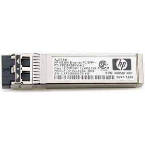 HP-IMSourcing 8Gb Shortwave B-Series Fibre Channel 1 Pack SFP+ Transceiver - 1 x Fiber Channel