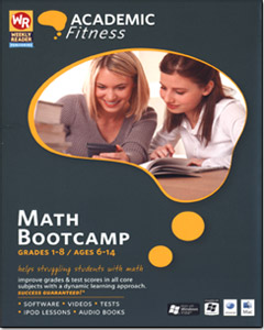 Academic Fitness Math Bootcamp