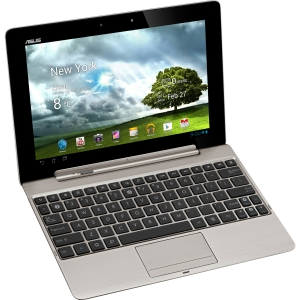Asus Eee Pad TF700T-C1-CG 64 GB Tablet - 10.1 - NVIDIA Tegra 3 1.60 GHz - Champagne Gold - 1 GB RAM - Android 4.0 Ice Cream Sandwich - LED Backlight - Slate - Multi-touch Screen 1920 x 1200 WUXGA Display - Bluetooth
