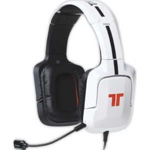 Tritton Pro+ 5.1 Surround Headset For XBOX 360 and Playstation 3 - Surround - Wired - 25 Hz - 22 kHz - Over-the-head - Binaural - Ear-cup - 12 ft Cable