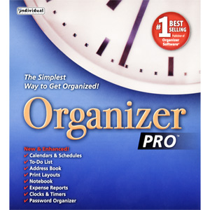 Organizer Pro 8.0 The Simplest Way to Get Organized!