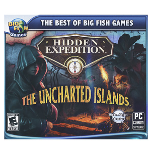 Hidden Expedition 5:  The Uncharted Islands
