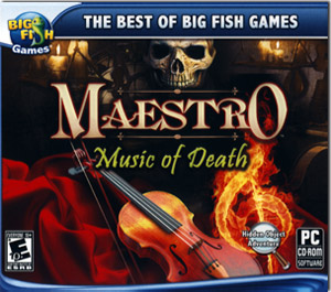 Maestro 1:  Music of Death