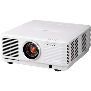 Mitsubishi WD8200U DLP Projector - 720p - 16:10 - F/2 - 2.4 - 1280 x 800 - WXGA - 2,000:1 - 6500 lm - HDMI - VGA In - Ethernet - 3 Year Warranty