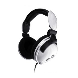 SteelSeries 5H V2 Professional Gaming Headset - Wired Connectivity - Stereo - Over-the-head - Glossy White