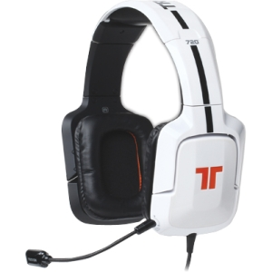 Tritton 720+ 7.1 Surround Headset For Xbox 360 and Playstation 3 - Surround - USB - Wired - 25 Hz - 22 kHz - Over-the-head - Binaural - Ear-cup - 12 ft Cable