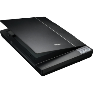Epson Perfection V37 Flatbed Scanner - 48-bit Color - 16-bit Grayscale - USB