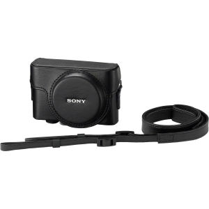 Sony LCJ-RXA/B Carrying Case for Camera - Sony Logo - Polyurethane