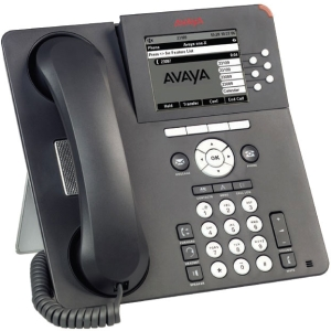 Avaya-IMBuyback One-X 9640G IP Phone - Desktop, Wall Mountable - 6 x Total Line - VoIP - USB - PoE Ports