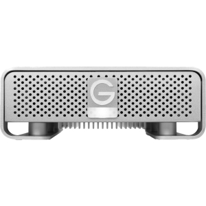 G-Technology G-DRIVE GDREU3PB20001BDB 2 TB External Hard Drive - Silver - USB 3.0, FireWire/i.LINK 800 - SATA - 7200 rpm - 64 MB Buffer