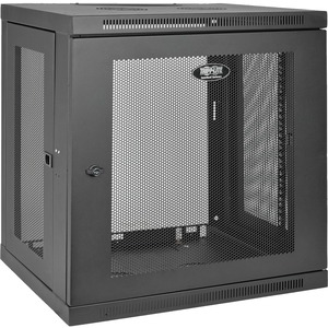 "Tripp Lite SmartRack 12U Wall-Mount Rack Enclosure Cabinet - 19"" 12U Wall Mounted"