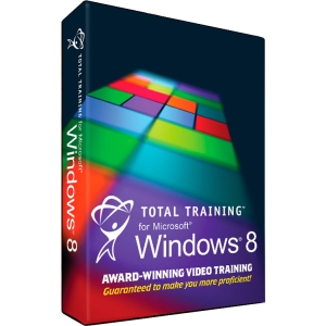 Total Training for Microsoft Windows 8 - Technology Training Course, by Total Training, Inc. (90 day Subscription)