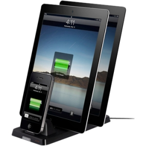 XtremeMac InCharge X3 Docking Station - Docking - iPhone, iPod, iPad - Charging Capability