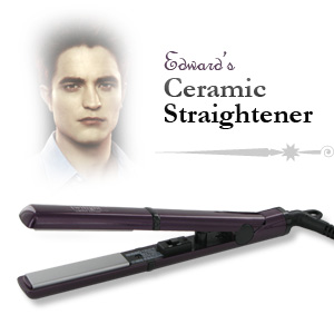 Pro Beauty Tools Twilight Limited Edition Edward Ceramic Straightener