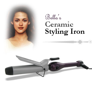 Pro Beauty Tools Twilight Limited Edition Bella Ceramic Styling Iron