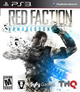 Red Faction Armageddon (PlayStation 3)