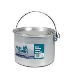 ALUMINUM COVERED KETTLE-2 QUART