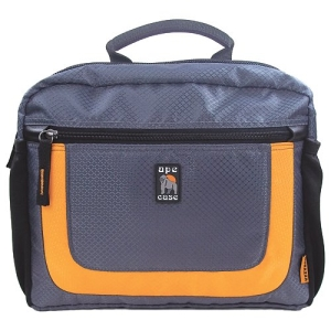 Ape Case Carrying Case (Backpack) for Camera, Lens - Blue, Orange - Ripstop Nylon
