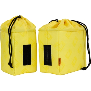 Ape Case Cubeze QB41 Carrying Case for Camera - Yellow - Nylon