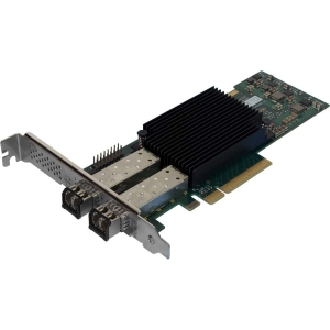 ATTO Dual-Channel 16Gb/s Fibre Channel PCIe 3.0 Host Bus Adapter - 2 x LC - PCI Express 3.0 x8 - 16 Gbps