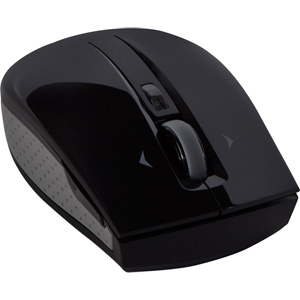 Targus Wireless Tilt Wheel Laser Mouse Wi-Fi (Black)