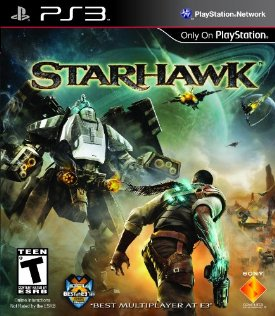 Starhawk (PlayStation 3)