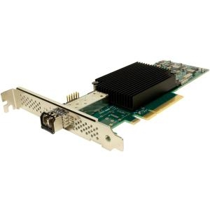 ATTO Single-Channel 16Gb/s Fibre Channel PCIe 3.0 Host Bus Adapter - 1 x LC - PCI Express 3.0 x8 - 16 Gbps
