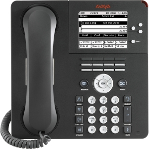 Avaya-IMBuyback One-X 9650C IP Phone - Desktop, Wall Mountable - VoIP - USB - PoE Ports