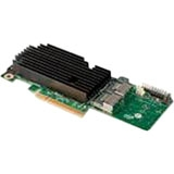 Intel 8-port Serial ATA Controller - Serial ATA/600 - PCI Express 2.0 x8 - Plug-in Card - RAID Supported - 0, 1, 5, 6, 10, 50, 60 RAID Level - 512 MB