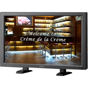 "Mitsubishi M421-ID3250 Digital Signage Display / Appliance - 42"" LCD - Fast Ethernet"