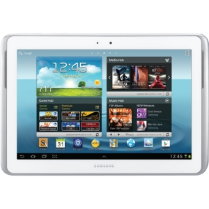 Samsung Galaxy Note GT-N8013 16 GB Tablet - 10.1 - Wireless LAN - 1.40 GHz - White - 2 GB RAM - Android 4.0 Ice Cream Sandwich - Slate - 1280 x 800